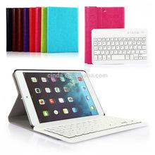 Detachable Bluetooth Keyboard Case Cover For Apple iPad Mini 3/iPad Mini 1/2