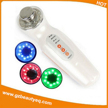 Allfond ultrasonic photon facial massager device