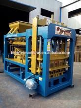 2015 coal ash brick making machine with high quality QT6-15B