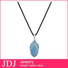 New Style Custom bijoux affichage de naissance en argent pendentif anneau