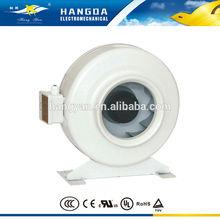 China de fábrica directo de la venta fb ventilador de conducto de hierro fundido de chatarra precios