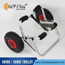 Two Wheel Beach Kayak Cart