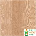 China piso laminado de madeira nova cor