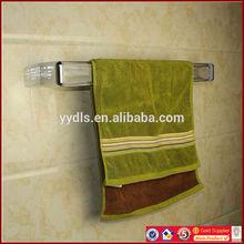 1800-6 Bathroom Plastic Towel Bar 24' Chrome Plated