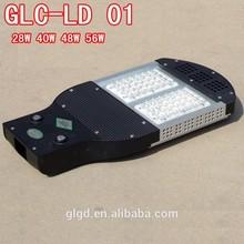 modular waterproof 1-10w dimming Installation on pole or bracket ce rohs certified LED street light 30w 3320lm