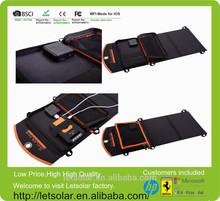 Letsolar 10.5W solar panel portabe solar laptop charger for lenovo