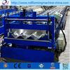 Newest design high quality 2014 YX50-200-915 scaffolding walk board galvanized steel floor deck machine