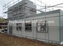 Top costruire confortevole e eccellente in acciaio leggero a basso costo/a buon mercato case in costruzione/high rise tre- piani edificio passivo