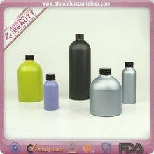 New design aluminum medical spray bottle supplier