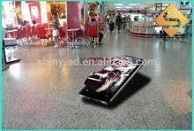 3d pictures floor art