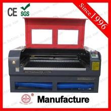 2014 Top selling long lifespan laser engraving and cutting machine