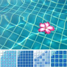 blue mosaic tiles, ceramic floor tile mosaic