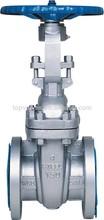 "ANSI standard 150lbs 300lbs 600lbs 1 1/2""-24"" WCB gate valve"