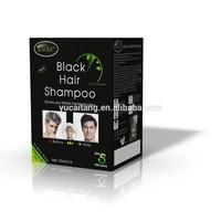 Dexe black hair shampoo regain your fouthful look