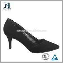 2014 Sex stilettos heel lady leather products shiny edge women shoes heels