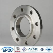 high pressure alloy steel flange SORF slip on flange