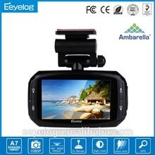 H.264 in car video recording system digital car dvr camera car dvr gps navigation