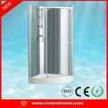 quanity haute en verre feuilleté trempé cabine de douche salle de bains vanité Éviers bon marché pour la vente