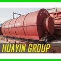 منتجات المطاط تدوير المقطر وقود الديزل huayin لالصناعية