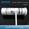Lohand großhandel 100strips/box ascorbinsäure teststreifen
