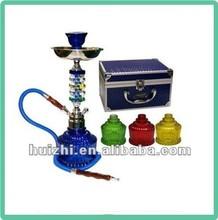 Decorative hookah, hookah shisha chicha, metal shisha hookah