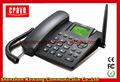 Funzione sms gsm telefono fisso/sim card gsm telefono wirless