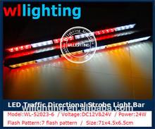 LED Directional Warning Bars/LED Strobe Light Bar/LED Warning Directional Light