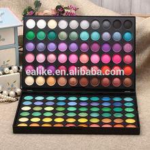 Wholesale hot sale makeup eyeshadow palette 120 colors