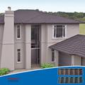 Azulejo sintético para el tejado/ azulejo para el tejado sintético/ azulejo de piedra de color para el tejado