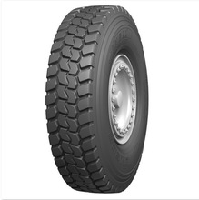 Prevent slippery and good drainage radial truck tire