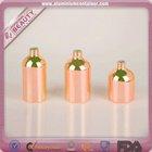 100ml elegance aluminum bottle perfume for women