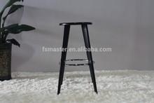 restaurant wood bar stool solid wood bar stool home use bar stool
