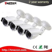 "hot selling 1/3"" HDIS CMOS High definition 1000TVL weatherproof outdoor IR LED cctv camera"