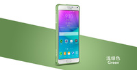 Love Mei Cheap Mobile Phone Bumper Case For Samsung Galaxy Note 4,Aluminum Metal Case For Samsung Galaxy Note 4