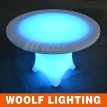 portable led light up bar tables
