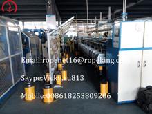 Alibaba China supplier pp rope yarn ring twister E:ropenet16@ropeking.com/skype:Vicky.xu813