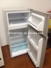 Yilang 108L solar dc 12v refrigerator freezer dc fridge absorption fridge battery refrigerator natural gas refrigerator