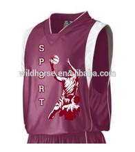 basketball uniforms wholesale of youth basketball jersey