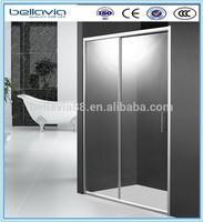 4/5/6mm glass ,chromed profile,6540 sliding doors shower enclosure /shower room/shower cabin