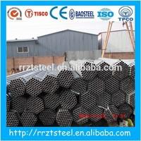 GI Pipe ! ! ! galvanized pipe support & galvanized rigid steel pipe