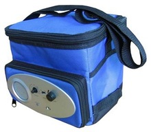 Hot seed bag best selling lunch cooler bag with radio