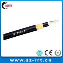 Manufacturer ADSS 6 Core Fiber Optic Cable Price Per Meter
