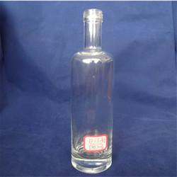 Wholesale super flint glass 500 ml bottles spirit