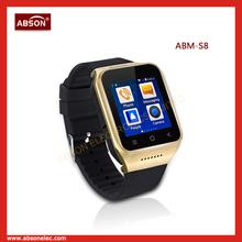 Smart Watch OEM,2015 Waterproof smart watch,good quality smart android watch,smart watch with heart rate monitor