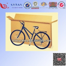 super strong corrugated box for bicycle