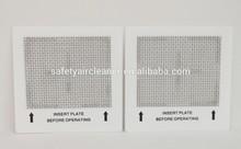 air purifier ozone plate FITS living air, alpine, ecoquest, natures & san air