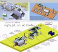 Pneumatici usati macchine per il riciclaggio/pneumatici usati olio di gomma pianta con nuovo la tecnologia di pirolisi