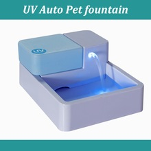 The nature SPA pet water fountain dog drinking fountain