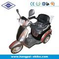 2015 de três rodas rickshaw bicicleta elétrica para as pessoas de idade