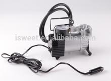 Portable Mini Air Compressor Electric Tire Infaltor Car Pump 12 Volt 140 PSI